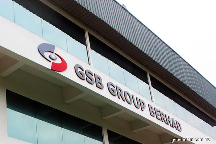 GSB股票暂停交易